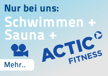 Aquantic + Actic Fitness